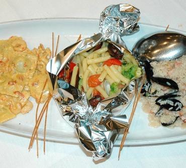 First dish / pjata e pare